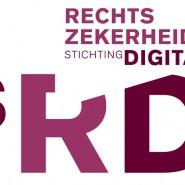 Logo voor Stichting Rechtszekerheid Digitaal, een initiatief van de KNB